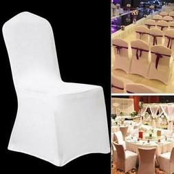 1/20/50/100 Universal Spandex Fitted Folding Chair Covers We
