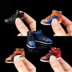 "1/6th Basketball Shoes Sports Fit 1/6 Scale 12"" Action Figur"