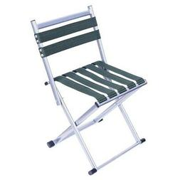 1X(Thick Backrest Folding Chair Adult Outdoor Pony Chair Fis