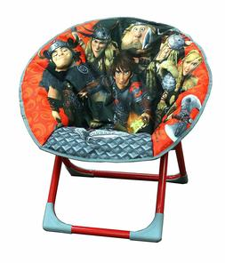 How To Train Your Dragon 2® Padded Moon Folding Bucket Kids