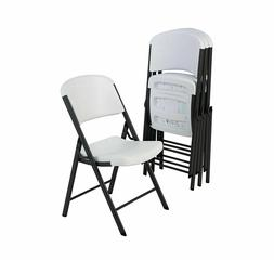 4-Pack Folding Chair Seat Furniture Home Patio Garden Outdoo