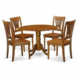 5  Pc  Kitchen  nook  Dining  set-small  Kitchen  Table  and