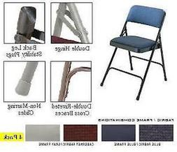 National Public Seating 2200 Series Steel Frame Upholstered