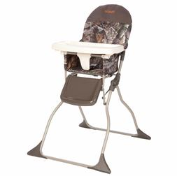 Baby High Chair With Adjustable Tray Folding Portable Toddle