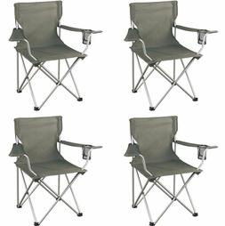 Camp Chairs For Adults Camping 4 Person Set Folding Outdoor