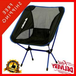 Camping Foldable Chairs with Bag for Adults–Portable, Dura