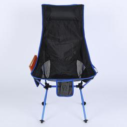 Camping Folding Chair Strong Foldable Stool Seat for Outdoor
