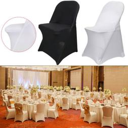 Fitted Folding Spandex CHAIR COVERS for Wedding Reception Pa