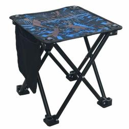 Folding Camping Stool Small Portable Camp Chair for Fishing