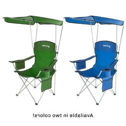 Folding Chair Canopy Carry Bag Sun Protection Backyard Seat