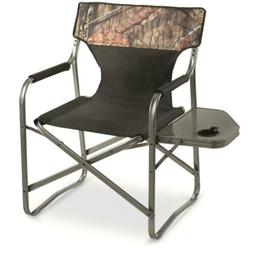 Folding Director Chair Lounge Camping 500 Lb Capacity With C