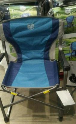 Timber Ridge Folding Director's Chair 2-pk up to 300 Lbs New