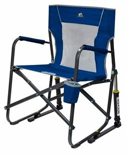 GCI Outdoor Freestyle Rocker Mesh Chair Folding Portable Cam