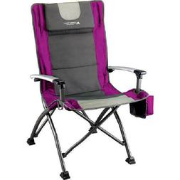With Head Rest Chair Folding Portable High Back Ozark Trail