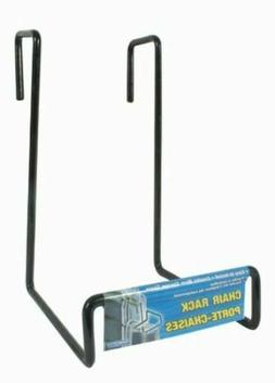 Heavy Duty Chair Rack Hook on RV Ladder to Support Folding C