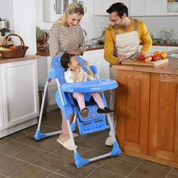 High Chair Seat For Baby Infant Toddler Kids Babies Folding