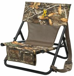 Hunting Chairs Seat Outdoor Recreation Browning Turkey Camo