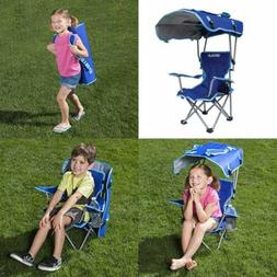 Kids Outdoor Canopy Chair Foldable Children's For Camping Ta