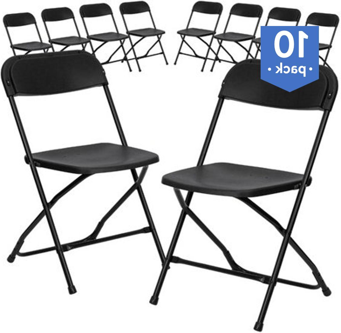 Folding Compact Premium Chair Steel Frame Potable Folding Ch