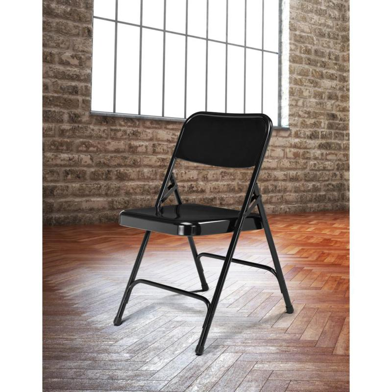 200 Series All-Steel Double Chair