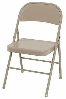 all steel folding chair antique linen chairs