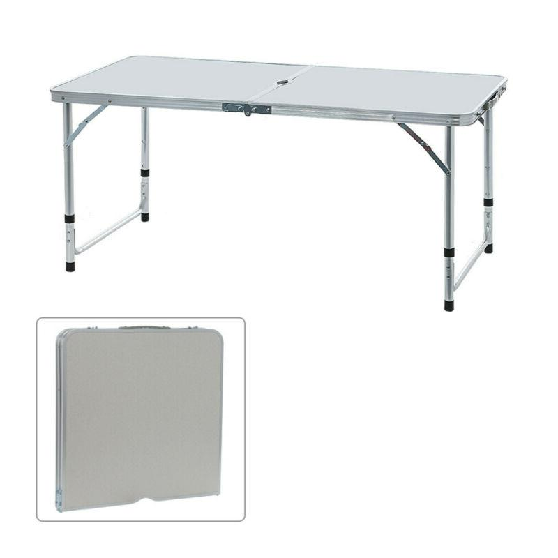 Folding Table Portable Indoor Outdoor Camping +Chair