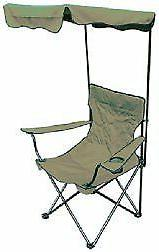 Camping Chair with Canopy FACTORY NEW FREE SHIPPING