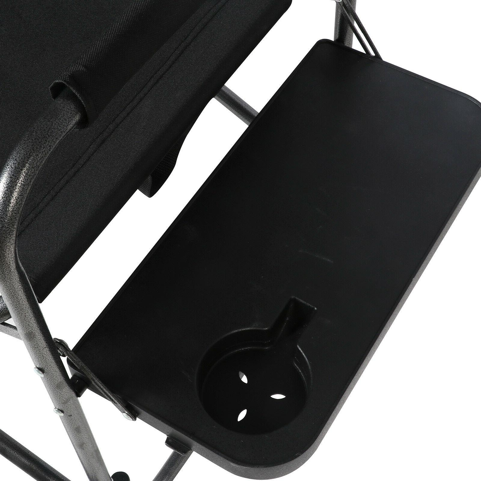 Camping Duty Chair Portable Side Table