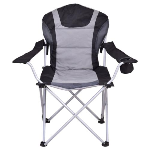 Chair Portable Camping Outdoor Cup Holder Carry Case Pocket