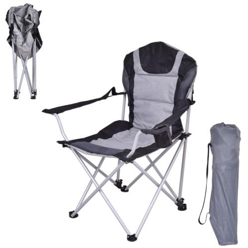 chair folding portable camping outdoor cup holder