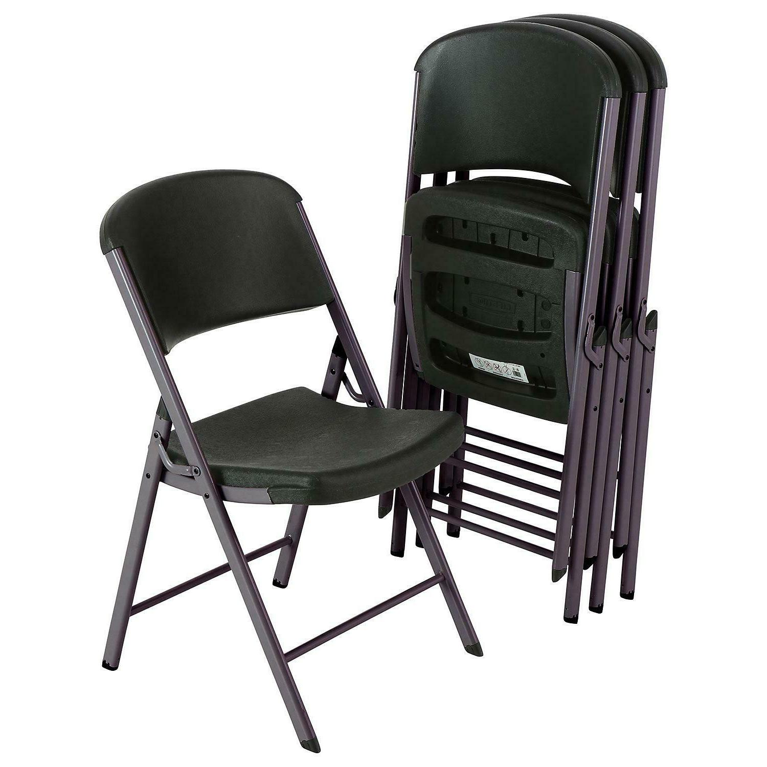 commercial grade contoured folding chair 80187 4