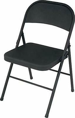 cosco all steel 4 pack folding chair