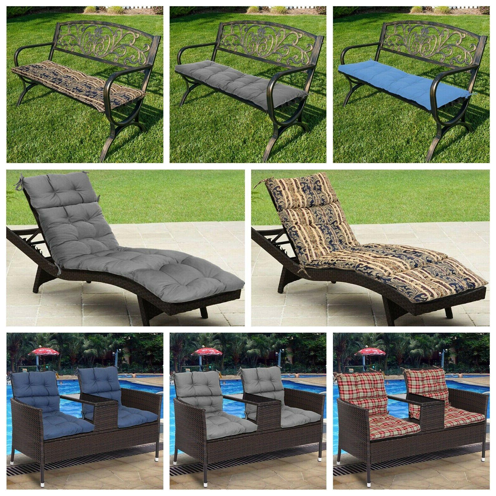 dining patio pillow chaise lounge comfort cushion