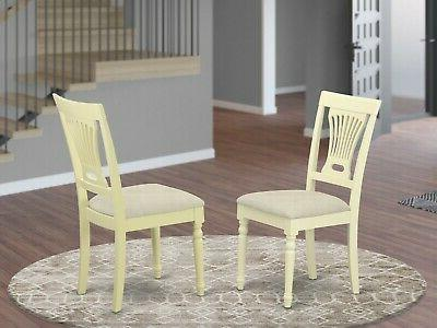 East 5pc drop + 4 padded chairs buttermilk