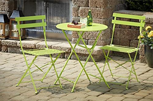 Cosco 3-Piece Patio Table and