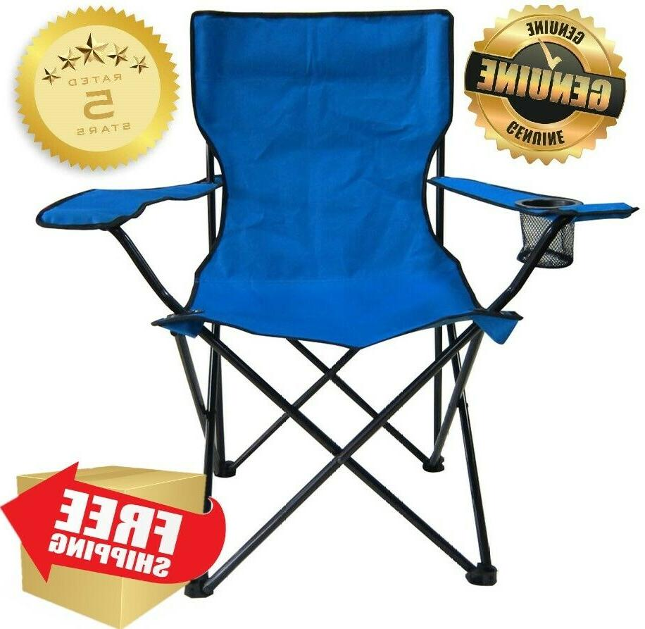 folding camping chair picnic beach outdoor portable
