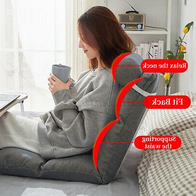 Folding Lazy Adjustable Gaming Cushion Couch