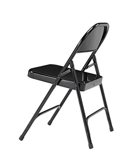 50 Choice All-Steel Folding Chair,