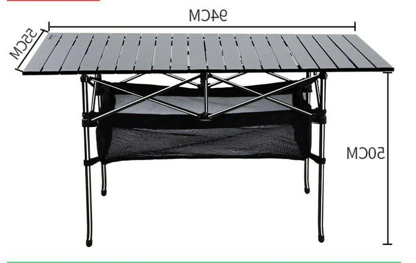Outdoor barbecue rack picnic