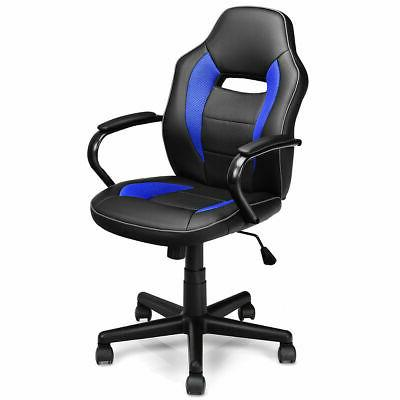pu leather ergonomic chair office