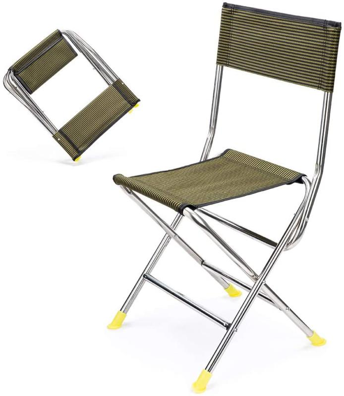 Small Folding Chair Portable Camping Chair Camping Stool Fol