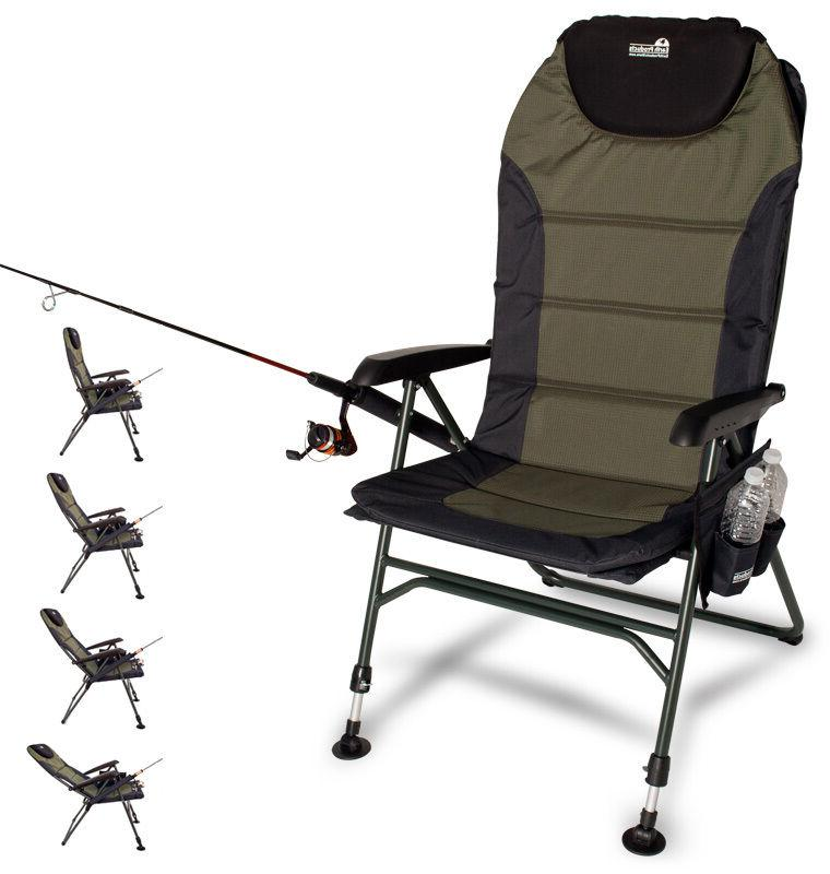 top fishing chair adjustable reclining outdoor camping