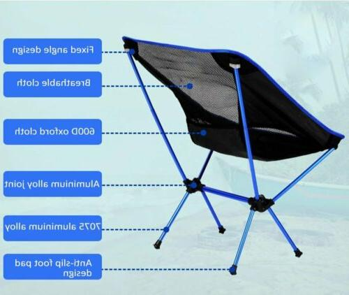 Outdoor Folding Chair Hiking Seat