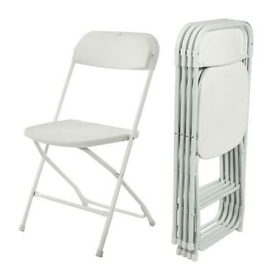White Set Commercial Stackable Wedding Picnic