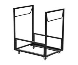 Lifetime Chair Carts - 80279 Standing Folding Chair Rack Rol