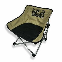 Wolftraders Lil'Wolf Lightweight Micro Collapsing Camp Chair