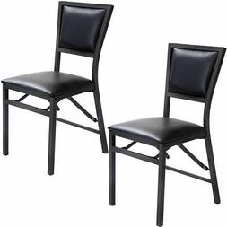 Metal Folding Chair Dining Chairs Home Restaurant Furniture