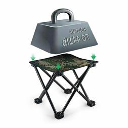 Poit Mini Folding Camping Stool Chair Camping Fishing Chair