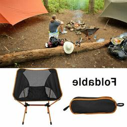 New Ultralight Outdoor Portable Folding Chair Fishing Campin