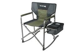 Outdoor Adventures Camping Rocking Chair Ozark Trail Bull Cr